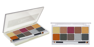 SPARKLING PRISMATIC EYE SHADOW 10 Shades Paris Amour