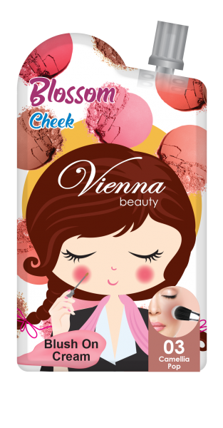 BLOSSOM CHEEK BLUSH ON Sachet