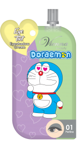 DORAEMON EYE TINT EYESHADOW CREAM Sachet