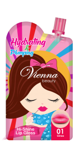 HYDRATING & PLUMPING HI-SHINE LIP GLOSS Sachet