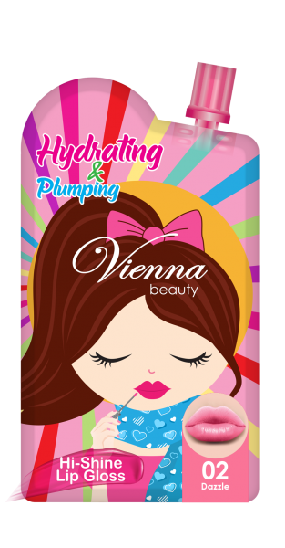 HYDRATING & PLUMPING HI-SHINE LIP GLOSS Sachet