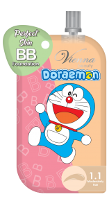 DORAEMON PERFECT SKIN BB FOUNDATION Sachet