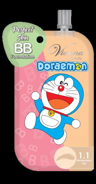 DORAEMON PERFECT SKIN BB FOUNDATION Sachet