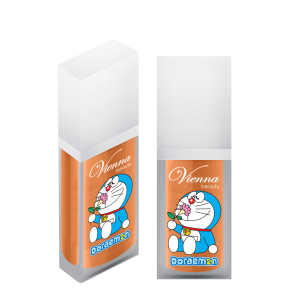 DORAEMON MATTE VIBES LIP CREAM