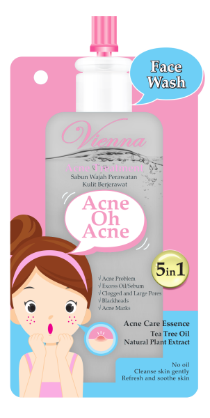ACNE OH ACNE FACE WASH