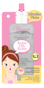 ACNE OH ACNE MICELLAR WATER