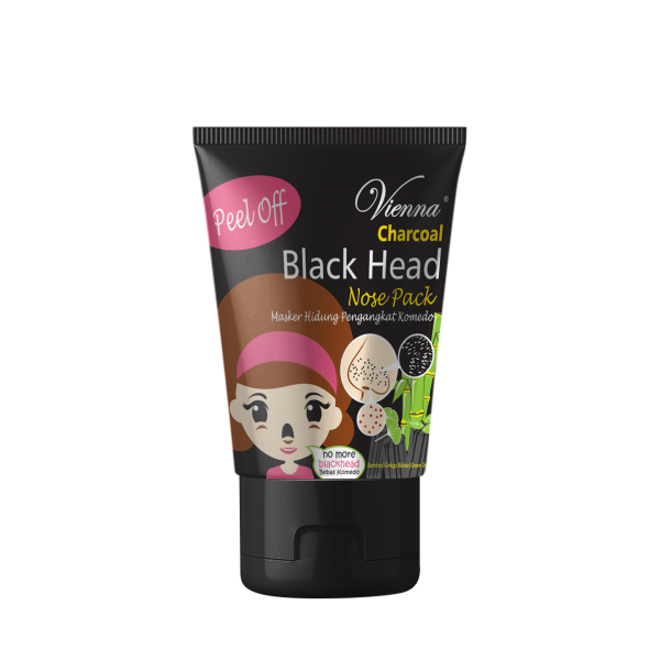 BLACK HEAD NOSE PACK CHARCOAL