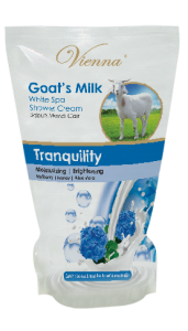 WHITE SPA SHOWER CREAM TRANSQUILITY